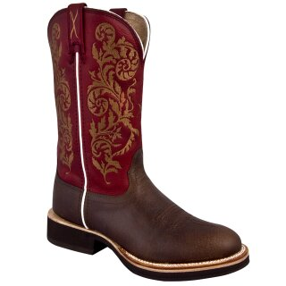 Cowboystiefel Twisted X Womens Horseman Red