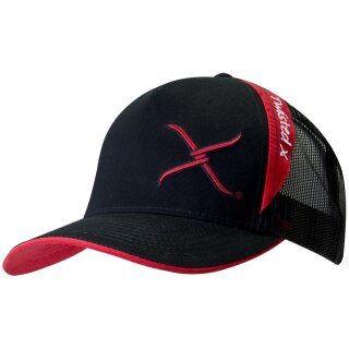 baseballcap Twisted X black/red